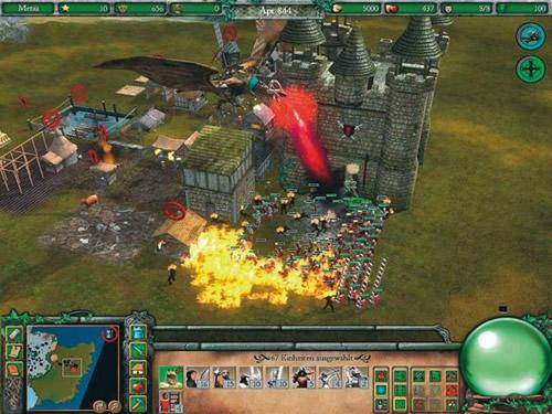 Показаны картинки по запросу Stronghold Legends.