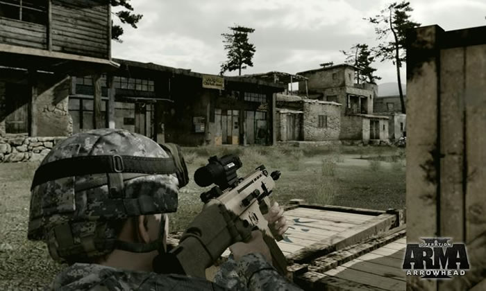 Скачать официальные патчи для Armed Assault 2 ArmA - 2. У нас м
