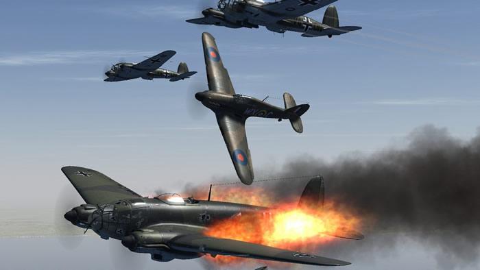 Изображение для Ил-2 Штурмовик: Битва за Британию / IL-2 Sturmovik: Cliffs