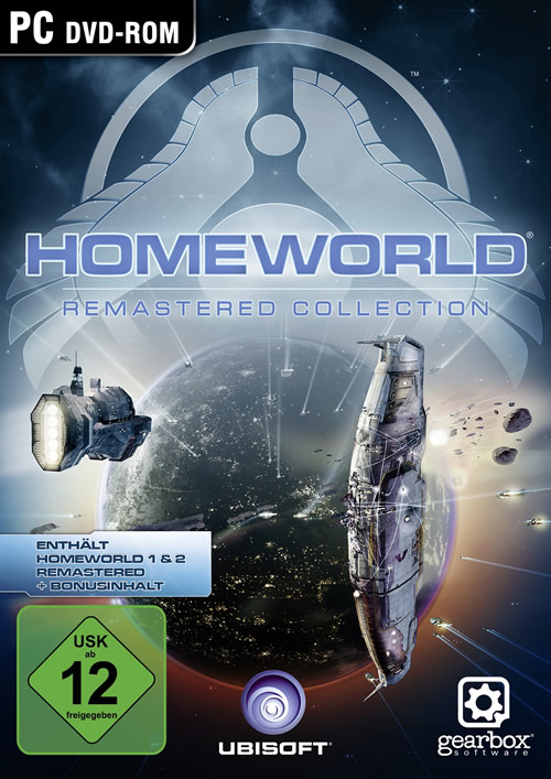 Homeworld Remastered Collection 2015-RELOADED/CODEX