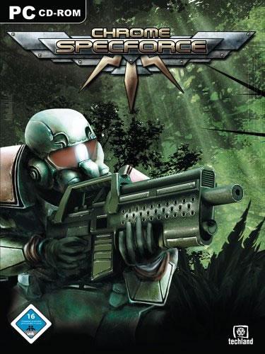 Информация об игре: Название: Chrome: Specforce; Жанр: Action(Shooter)/3D/1
